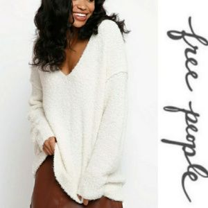 Free People | Cozy Oversized Sweater